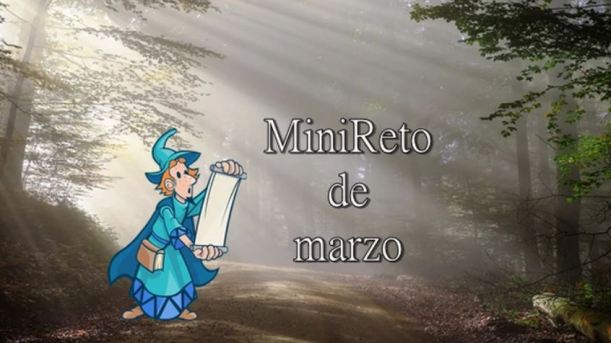 MiniReto de Marzo